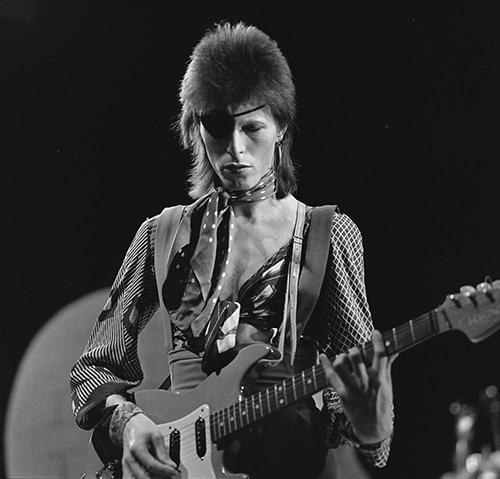 Lesen mit David Bowie –   Streifzüge durch die Lektüreliste eines Ausnahmekünstlers (eine Spezialsendung)